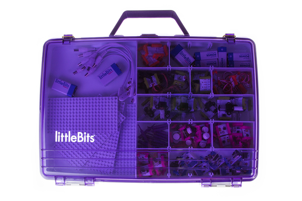 Zestaw littleBits - Workshop Set